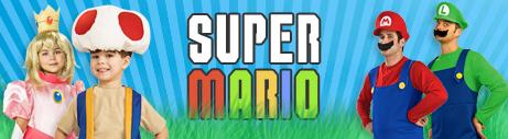 Costumes Mario & luigi