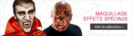 Maquillage effet sp�ciaux