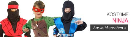 Ninja Kost�me
