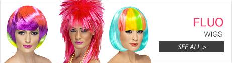 fluo wigs