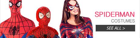 Spiderman Costumes UK