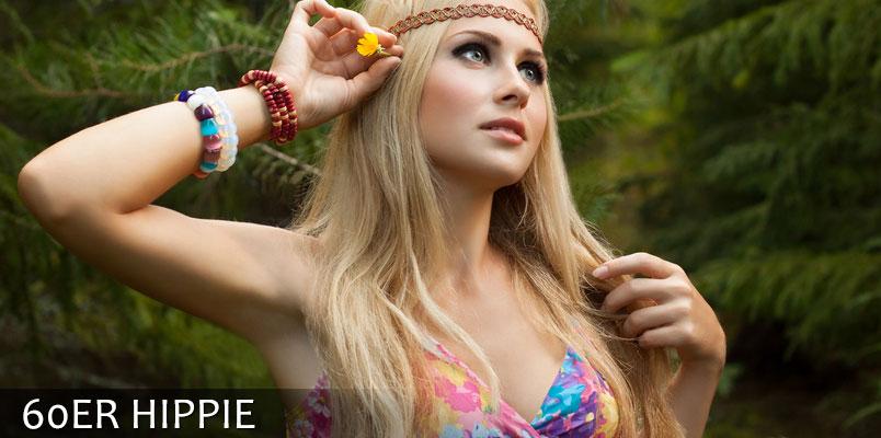 60er Hippie