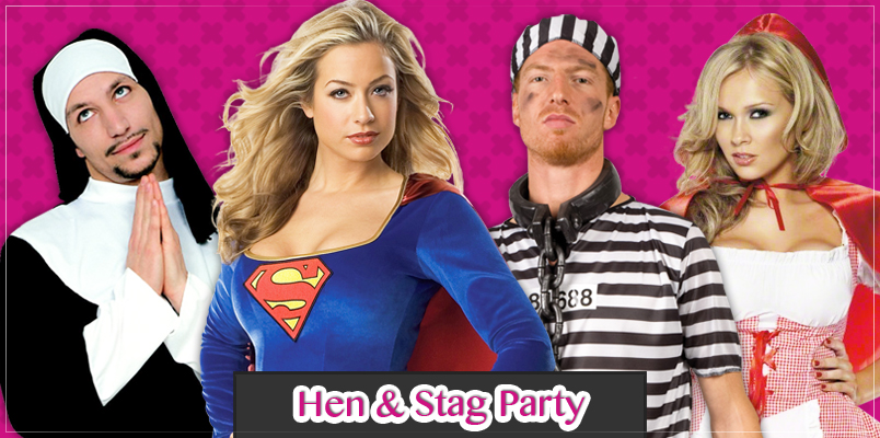 Hen & Stag Party