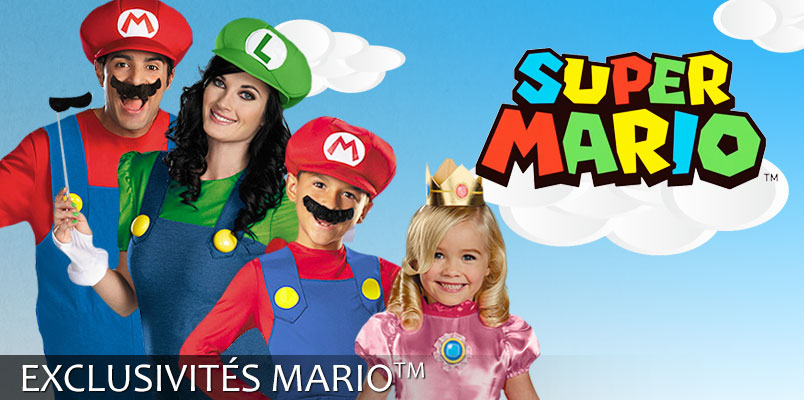 Exclusivit� Mario�