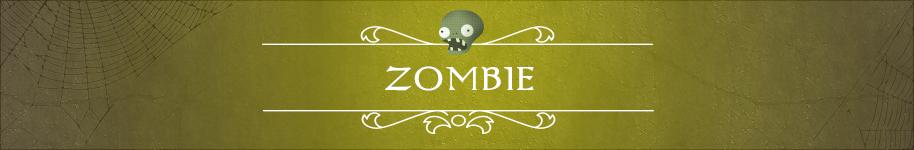 idee per halloween tema zombie