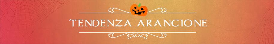 idee per halloween tema arancione