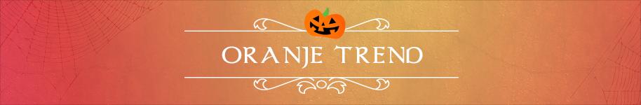 Ideeën & tutorials Halloween Oranje trend
