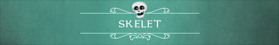 Halloween skelet thema tutorial video's