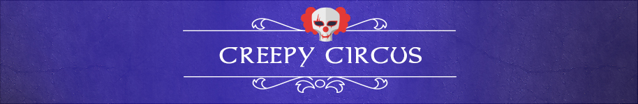 Halloween Creepy Circus inspiratie video's