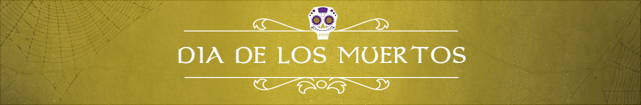Ideeën & tutorials Halloween Dia de los Muertos