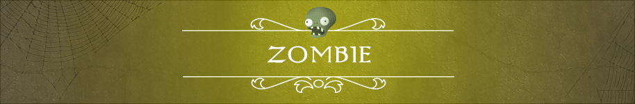 Ideias & dicas Halloween tema zombies