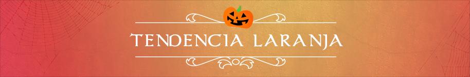 Ideias & dicas Halloween tendencia laranja