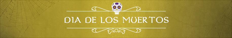 Ideias & dicas  Halloween Dia de los Muertos