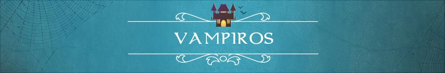 Ideias & dicas Halloween tema vampiros