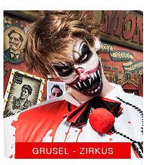 zirkus halloween