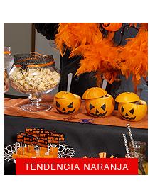 naranja halloween