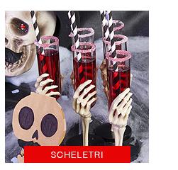 scheletro halloween