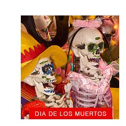 Dia de los muertos halloween