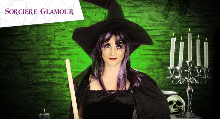 Tuto maquillage Halloween : la célèbre sorcière