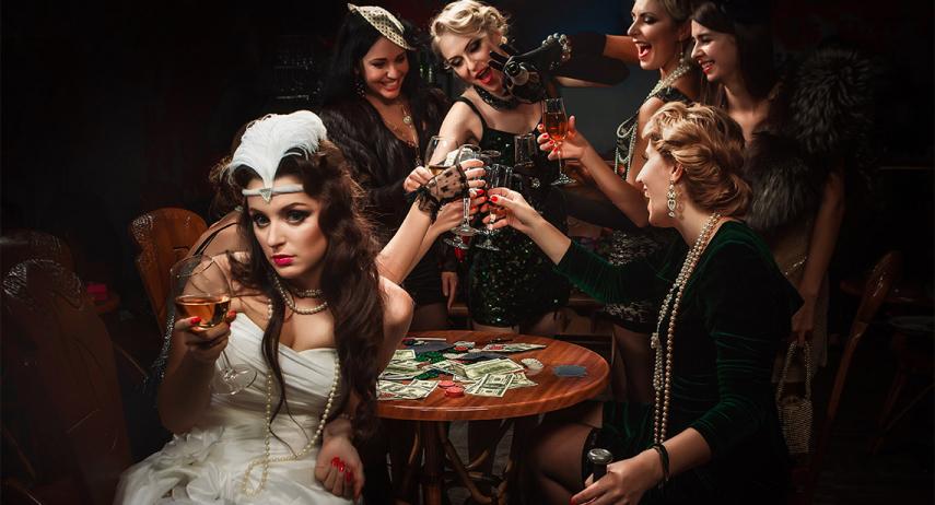 Organiser une soirée Gatsby le Magnifique : mode d'emploi