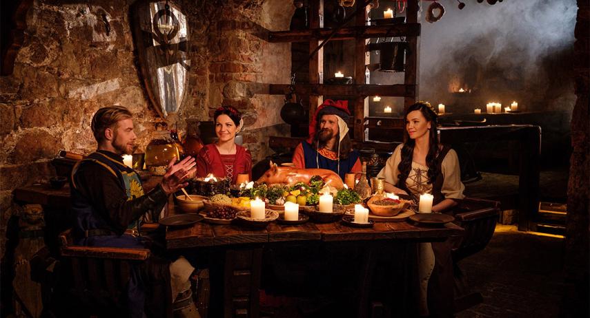 Comment organiser une fête médiévale qui va entrer dans l'Histoire !
