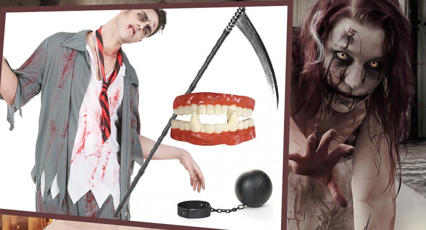 Des idées de déguisements simples pour Halloween