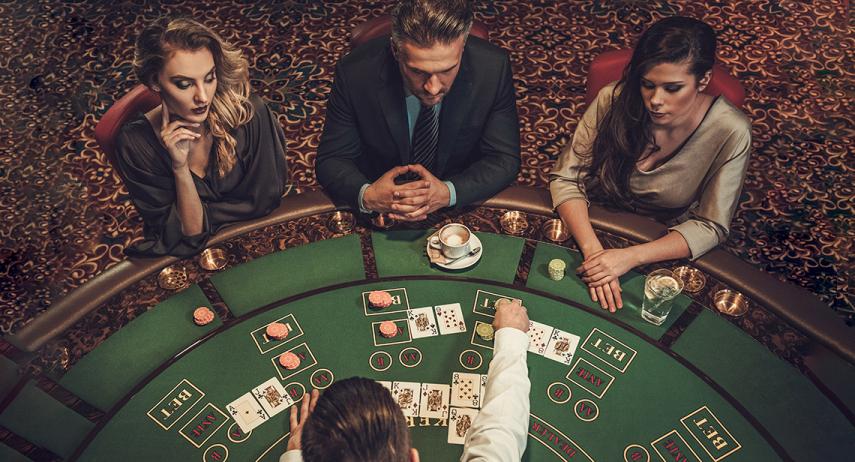 Comment organiser une soirée casino chez soi ?