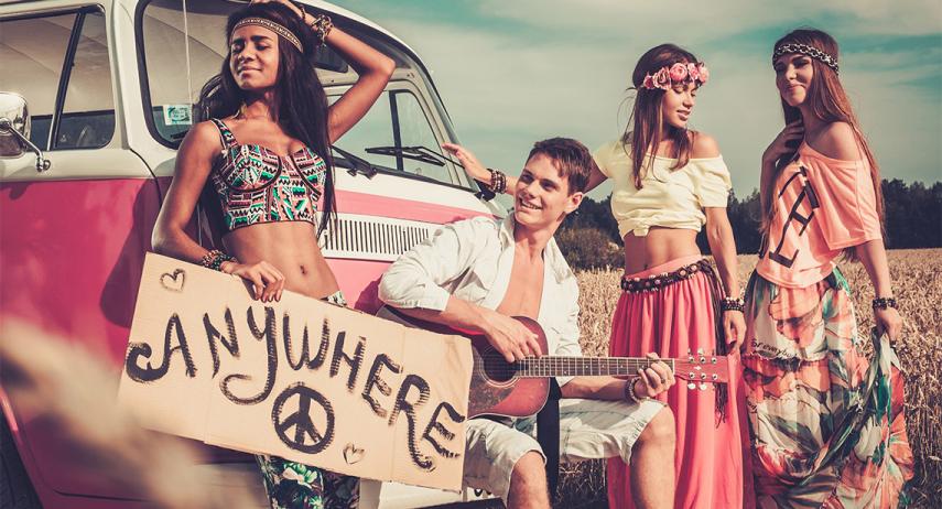 Des idées pour organiser une soirée hippie réussie !