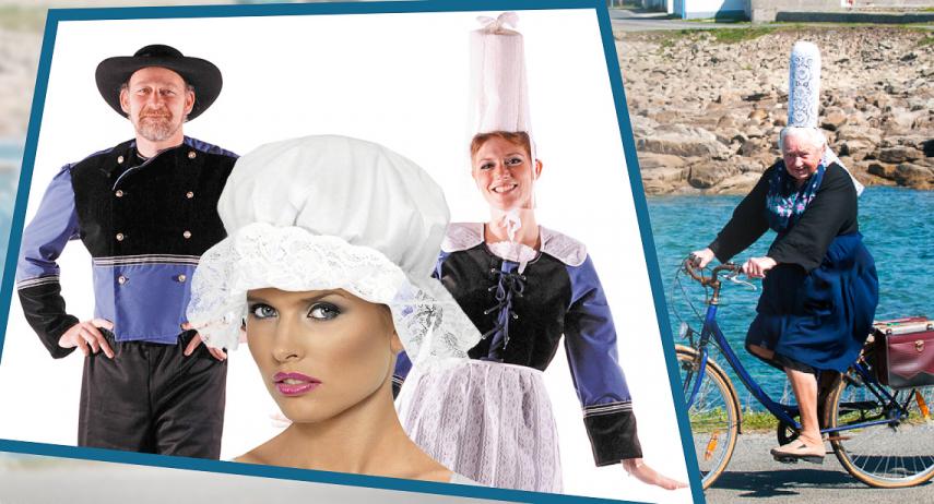 Fête sur le thème de la Bretagne : comment se déguiser en Bigouden ?