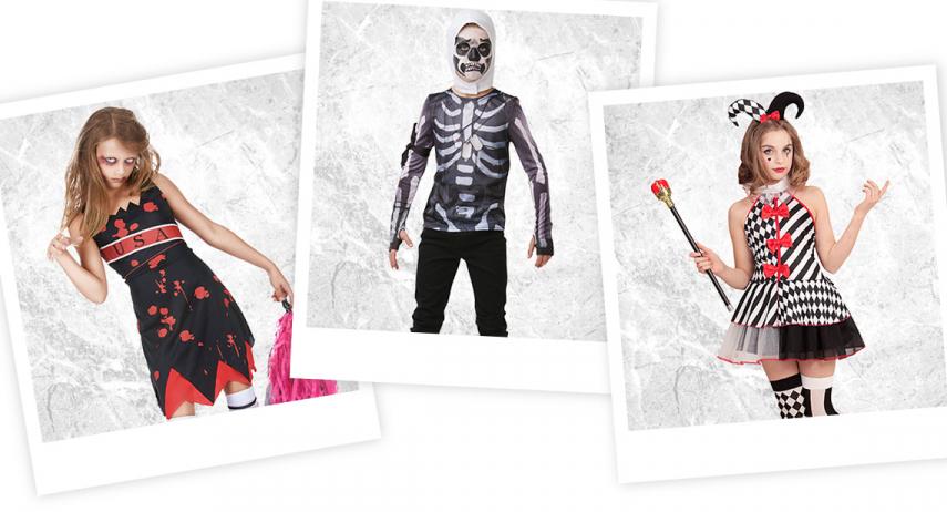 Halloween : nos idées originales de déguisements pour ados
