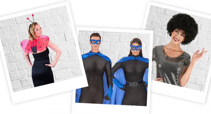 Dernière minute : nos meilleures idées de déguisements simples