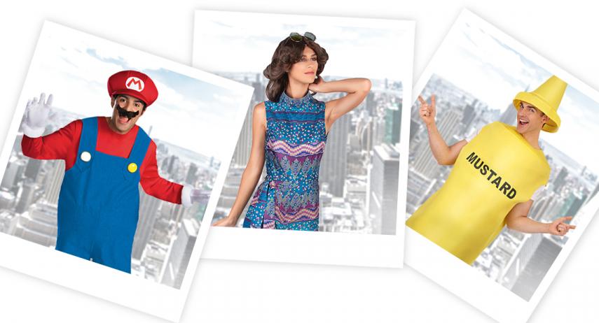Toutes les idées de déguisement de trio originales
