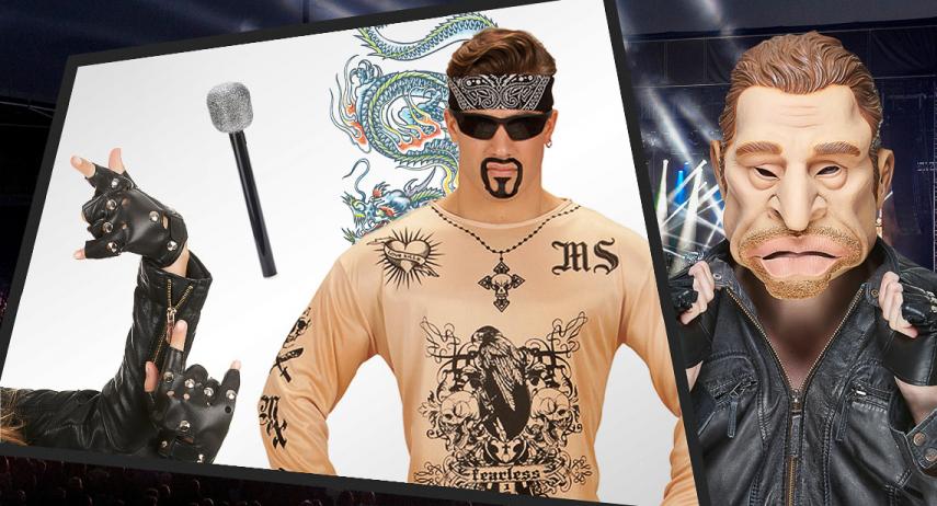 Comment faire pour se déguiser en Johnny Hallyday ?