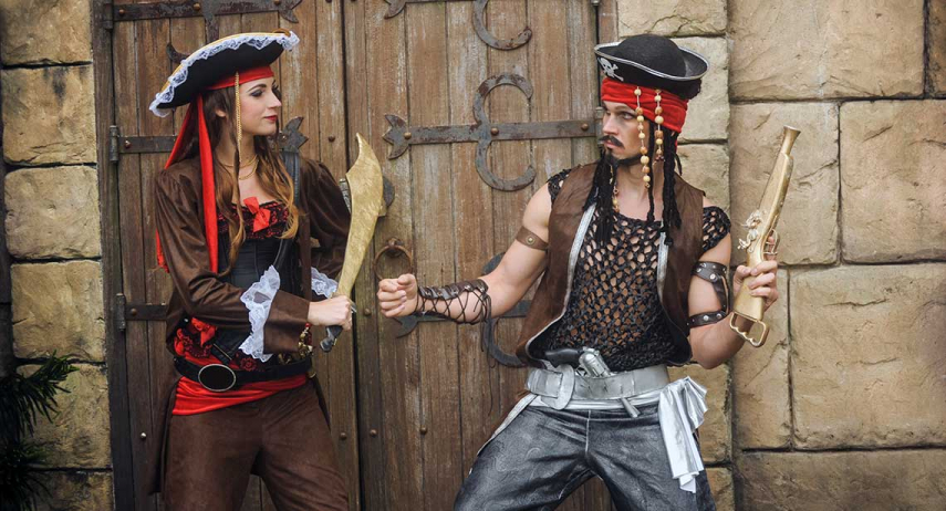 Comment réussir une fête sur le thème pirate ?