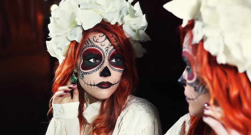 Comment organiser une fête Dia de los muertos ?