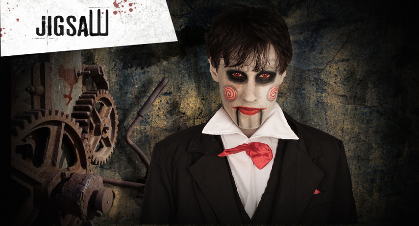 Tuto Halloween : comment réaliser le maquillage de Saw ?