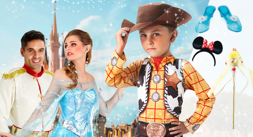Nos idées pour ton déguisement Disney