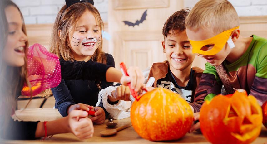Des idées de jeux et d'animations pour un Halloween terrifiant !