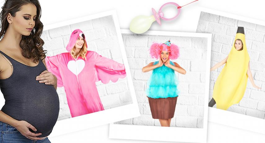 Nos meilleures idées de déguisements pour femme enceinte !