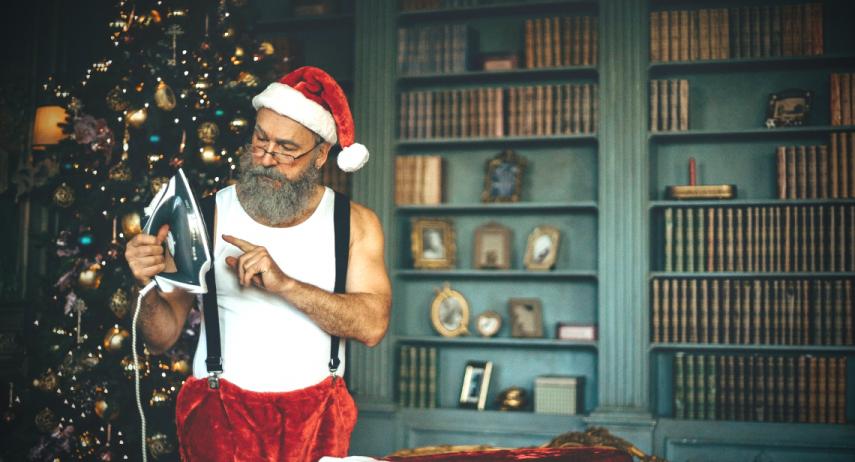 Comment se déguiser en Père Noël ?