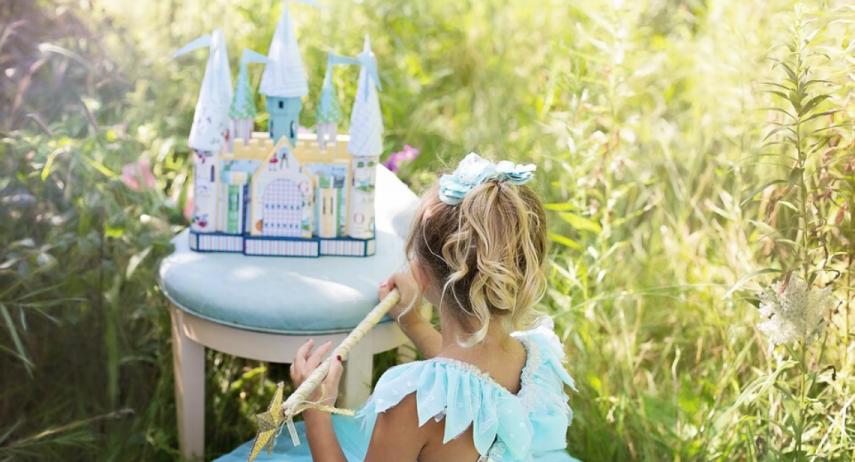 Comment faire une robe de princesse ?