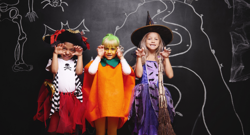 Idées de déguisements pour Halloween faits maison