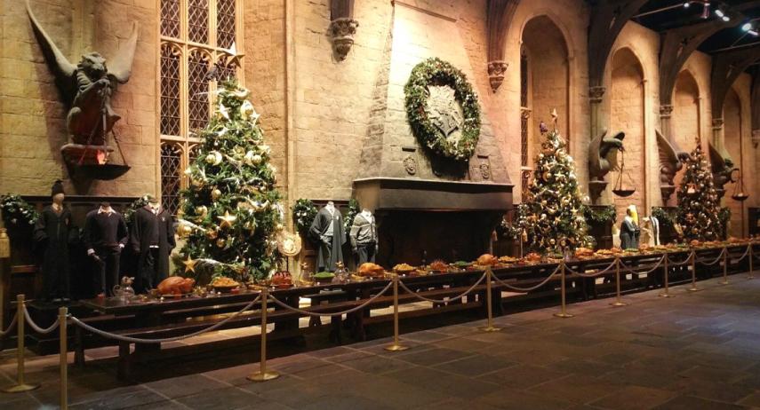 Organiser une soirée Harry Potter pour Noël