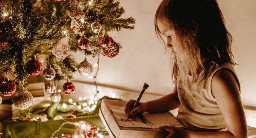 La lettre au Père Noël à imprimer gratuitement !