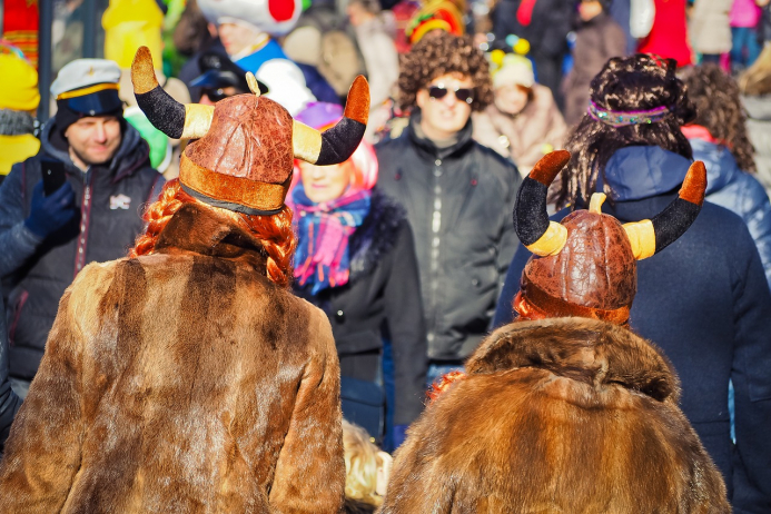 Comment créer un déguisement de viking fait maison ?