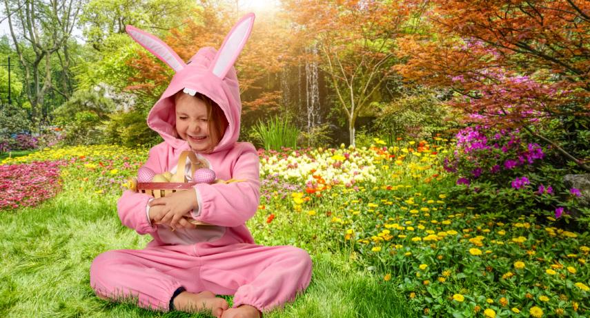 Comment fabriquer un déguisement de lapin ?