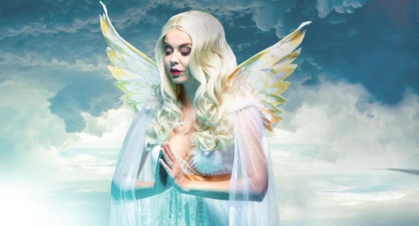 Comment réaliser un déguisement d'ange fait maison ?