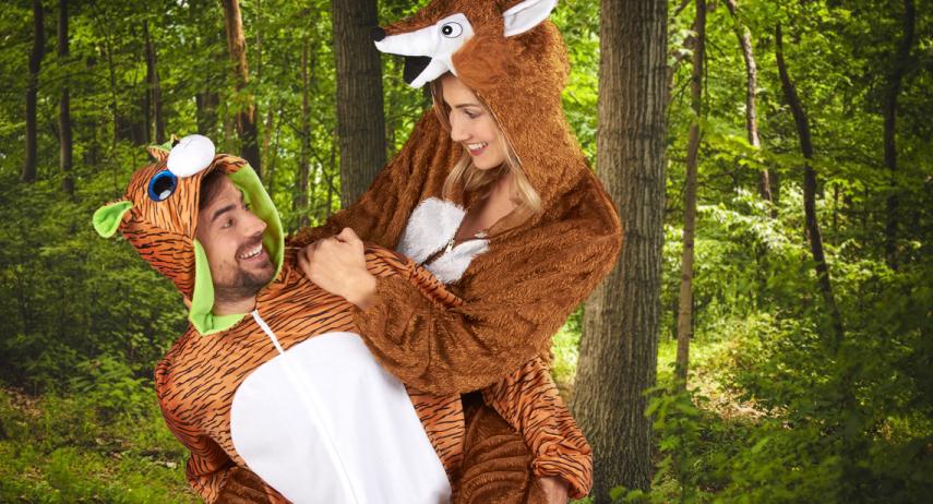 Comment fabriquer un déguisement de renard ?