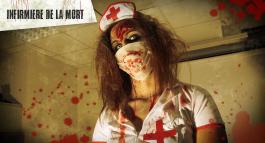Tuto de maquillage d'infirmière zombie : toutes les astuces