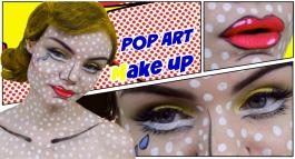 Comment réussir un maquillage pop-art ?